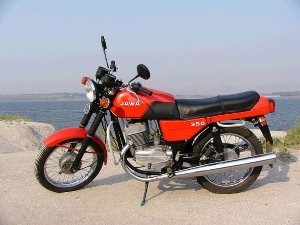 Jawa 350 typ 360